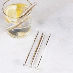 Riviera Maison Glamorous Cocktail Straws 4 pieces