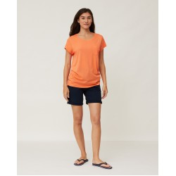 Lexington Ashley Tee, Light Orange