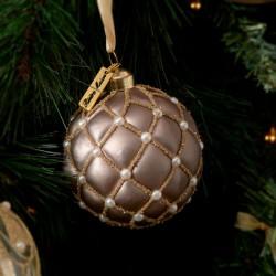 Ballad Mauve Ornament Chocolate Dia 8